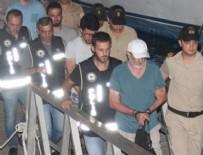 GÖCEK - FETÖ'den aranan 9 Zanlı Rodos Adası'na kaçmaya çalışırken yakalandı