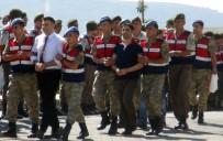 AVRUPA İNSAN HAKLARI - FETÖ'nün Suikast Timinden 9'U Duruşmadan Atıldı