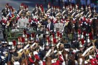 FRANSA CUMHURBAŞKANI - Fransa Ulusal Bayramını Kutluyor