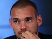 WESLEY SNEIJDER - Galatasaray, Sneijder'ı gönderiyor
