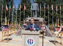 AHMET ÇELIK - GAÜN'de 15 Temmuz Şehitleri Anıldı