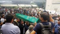AKİF HAMZAÇEBİ - Gazeteci Okay Gönensin Son Yolculuğuna Uğurlandı
