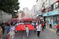 RESIM SERGISI - Gaziosmanpaşa'da 15 Temmuz Yürüyüşü