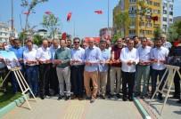 AK PARTİ İLÇE BAŞKANI - Gemlik'te 15 Temmuz Fotoğraf Sergisi