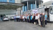 KAN BAĞıŞı - Hastane Çalışanları 15 Temmuz Şehitleri İçin Kan Verdi