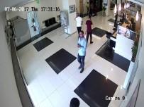 HIRSIZLIK BÜRO AMİRLİĞİ - Hastaneden İlaç Hırsızlığı Kamerada