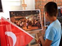 İHA'dan Ulucanlar Cezaevi'nde Anlamlı '15 Temmuz İhanet Gecesi' Sergisi