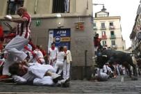 SPOR AYAKKABI - İspanya'da Boğa Koşusunun Son Günü Açıklaması 10 Yaralı
