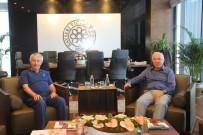 KAYSERI TICARET ODASı - Isparta TSO Başkanı Başdeğirmen'den KTO Hizmet Binasına Övgü Yağdı