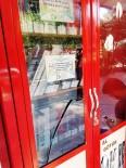 ALıŞKANLıK - İzmit'te Sokak Kütüphanelerine Yine Zarar Verildi