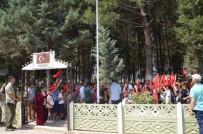 BURSA BÜYÜKŞEHİR BELEDİYESİ - İznik Şehitliği'nde Anlamlı Tören