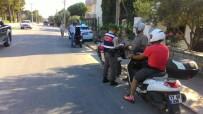 KURAL İHLALİ - Jandarmadan Motosiklet Denetimi