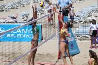 TELEFERIK - Kadınlar Plaj Voleybolu Avrupa Şampiyonası'nda 2. Gün