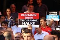 KARDEŞ KAVGASI - Kahramanmaraşlı STK'lar Açıklaması '15 Temmuz Bir Milletin Yeniden Doğduğu Gündür'