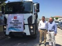 Kepsut Belediyesinin Araç Filosuna Yeni Kamyon