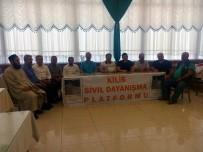SİVİL DAYANIŞMA PLATFORMU - Kilis Sivil Dayanışma Platformundan 15 Temmuz Açıklaması