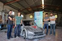 MEHMET USTA - KTÜ'lü Öğrenciler Kilometrede 1 Kuruş Yakan Hibrit Araç Geliştirdi