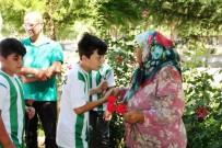 MÜFTÜ VEKİLİ - Kur'an Kursu Öğrencileri 15 Temmuz Şehitlerini Dualarla Andı