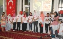İŞİTME ENGELLİ - Kuran Kursu Öğrencileri 15 Temmuz'daki Birlik Ve Beraberlik Ruhunu Yaşadılar