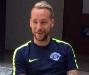 EREN DERDIYOK - 'Ligde En Çok Sneijder'i Beğeniyorum'