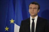 ASKERİ MÜHİMMAT - Macron'dan Fransız Ordusuna Açıklaması 'Sizin Reisiniz Benim'