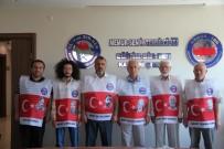 CUMHURİYET MEYDANI - Memur-Sen Üyeleri 15 Temmuz Yürüyüşü'nde Şehitlerin Fotoğraflarını Taşıyacak