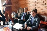 HIYERARŞI - Moskova Büyükelçisi Diriöz, Rus Türkologlara 15 Temmuz'u Anlattı