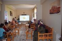 SAĞLIĞI MERKEZİ - Mutki'de Beslenme Semineri
