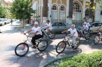 BİSİKLET TURU - Pedallar 15 Temmuz Şehitleri İçin Çevrildi
