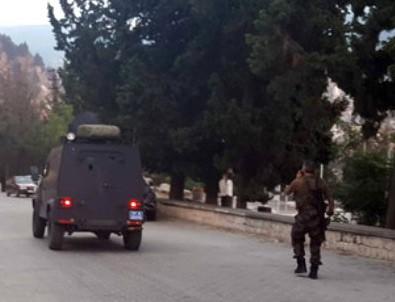 PKK'lılar koruculara saldırdı