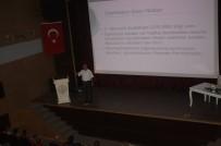 YAŞAR İSMAİL GEDÜZ - Prof.Dr. Gülmez Kırkağaç'ta 15 Temmuz'u Anlattı