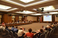 ONDOKUZ MAYıS ÜNIVERSITESI - Samsun'da Roman Çalıştayı