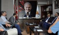 EMIN YıLMAZ - Şanlıurfa Büyükşehir Belediye Başkanı Nihat Çiftçi Açıklaması