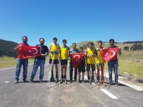 ALI KOÇAK - Sarıkamış'ta 15 Temmuz Şehitleri Ve Gazileri Anısına Turnuva Düzenlendi