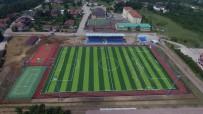 FUTBOL SAHASI - Şehid Abdullah Tayyip Olçok Stadı Hizmete Açılıyor