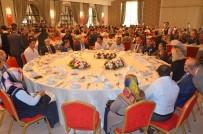 OSMANGAZİ ÜNİVERSİTESİ - Şehit Ve Gazi Aileleri Yemekte Buluştu