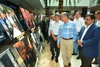 SERGİ AÇILIŞI - Tatvan'da '15 Temmuz' Konulu Fotoğraf Sergisi