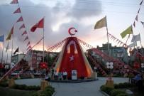 GÜNAY ÖZTÜRK - Tekkeköy 15 Temmuz Şehitler Anıtı Açıldı