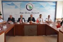 DÜZCE ÜNİVERSİTESİ - Teknopark Genel Kurul Toplantısı Yapıldı