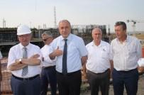 ŞAFAK BAŞA - TESKİ 40 Milyon TL Hizmet Binası Parasıyla Çorlu Ve Kapaklıya Yatırım Yapacak