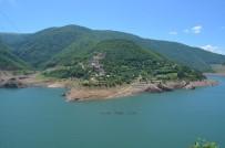 Topçam Barajı'nda Alabalık Üretimi Başladı