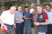 DENIZ PIŞKIN - Tosya'da 4 Köye Yangın Söndürme Tankeri Verildi