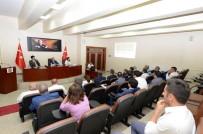 TUNCAY SONEL - Tunceli'de Koordinasyon Kurulu Toplantısı
