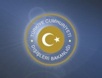 DıŞIŞLERI BAKANLıĞı - Türkiye'den İsrail'e uyarı