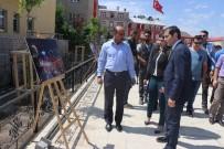 Tutak'ta 15 Temmuz Resim Sergisi Açıldı