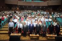VATAN HAINI - Uşak Üniversitesi 15 Temmuz Şehitlerini Anma Etkinliği Düzenledi