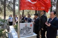 ERSIN YAZıCı - Vali Yazıcı, Şehit Mustafa Serin'in Ailesini Ve Kabrini Ziyaret Etti