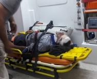 Yolcu Otobüsü Uçuruma Yuvarlandı Açıklaması 1 Ölü, 12 Yaralı