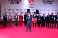 Yozgat'ta Şehit Yakınları Cumhurbaşkanı Erdoğan'a Türk Bayrağı Gönderdi