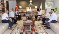 TURGUTALP - Yunusemreli Muhtarlardan MASKİ'ye Teşekkür